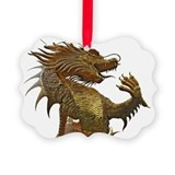 Dragon boating ornaments Picture Frame Ornaments
