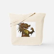Dragon Style Tote Bag