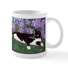 Kokey Cat Mug, art on right so art faces you