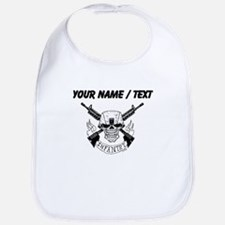Custom Military Infantry Skull Bib