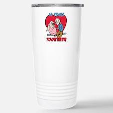 Custom Funny Anniversary Travel Mug