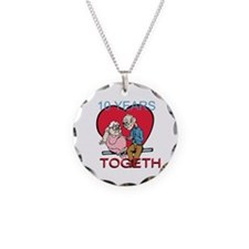 Custom Funny Anniversary Necklace