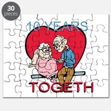 Custom Funny Anniversary Puzzle