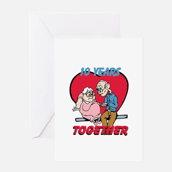 Custom Funny Anniversary Greeting Card