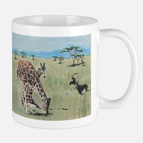 On the Plains Mugs