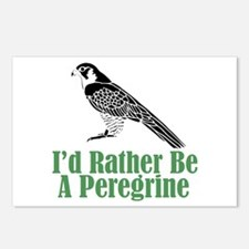 Rather Be A Peregrine Postcards (Package of 8)