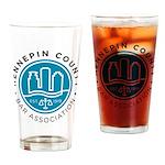 HCBA Drinking Glass
