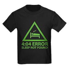 4:04 Error Sleep Not Found T