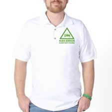 4:04 Error Sleep Not Found T-Shirt