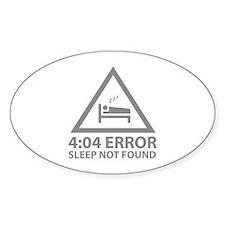 4:04 Error Sleep Not Found Decal