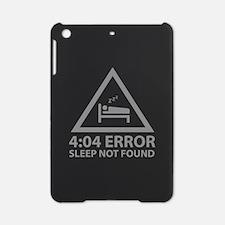 4:04 Error Sleep Not Found iPad Mini Case