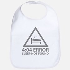 4:04 Error Sleep Not Found Bib