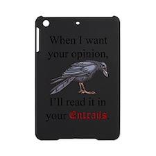 Entrails on Wht iPad Mini Case