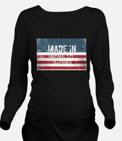 Made in National City, California T-Shirt