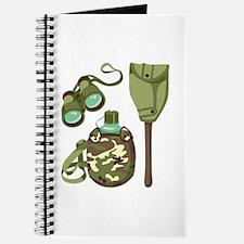 Camping Survival Gear Journal