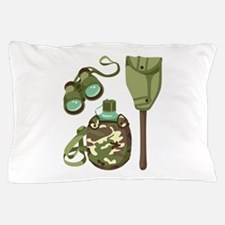 Camping Survival Gear Pillow Case