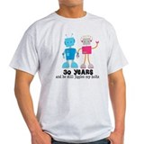30 years Mens Light T-shirts