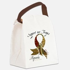 Save Our Tropes Canvas Lunch Bag