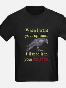 Entrails on Drk T-Shirt