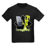 100th day of school Kids T-shirts (Dark)