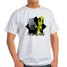 100th Day Alien T-Shirt