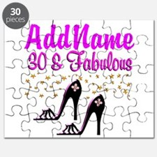 30TH HIGH HEEL Puzzle