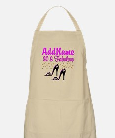 30TH HIGH HEEL Apron