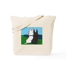 Scottie Friends Tote Bag