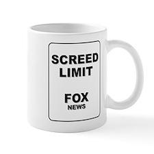 The Screed Limit Mug