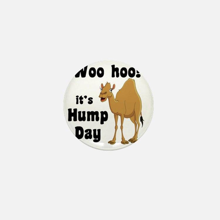 Hump Day Mini Button