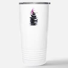 Zen Reflection Stainless Steel Travel Mug