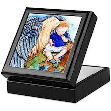 Autism Protection Keepsake Box