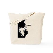 Mossad Tote Bag