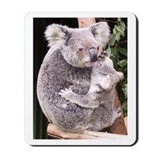 Koala Kisses Mousepad