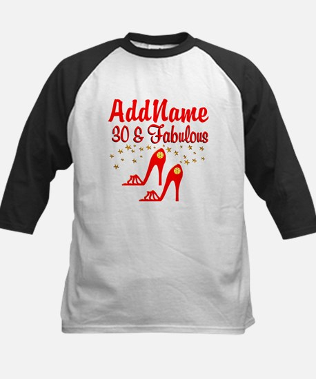 30TH STILETTO Kids Baseball Jersey