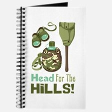 Head for the Hills Journal