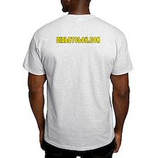 Diabetik w/red background T-Shirt