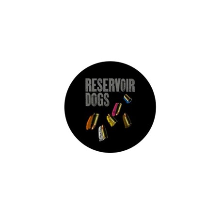 Reservoir Dogs Bullet Mini Button