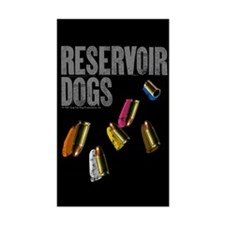Reservoir Dogs Bullet Decal