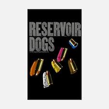 Reservoir Dogs Bullet Decal