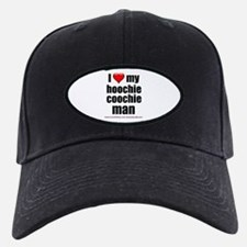 """Love My Hoochie Coochie Man"" Baseball Hat"