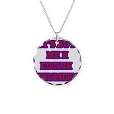 Its Buy Me a Cookie Thursda Necklace