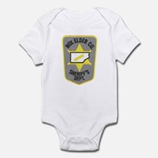 Box Elder Sheriff Infant Bodysuit
