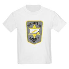 Box Elder Sheriff T-Shirt