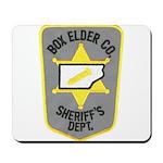 Box Elder Sheriff Mousepad