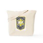 Box Elder Sheriff Tote Bag