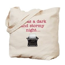 Dark & Stormy -  Tote Bag