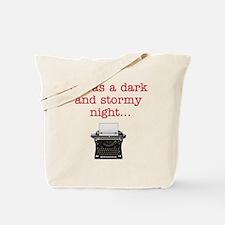 Dark & Stormy -  Tote Bag