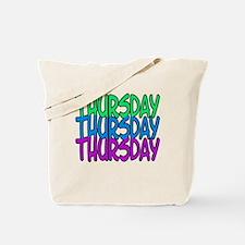 thursday Tote Bag