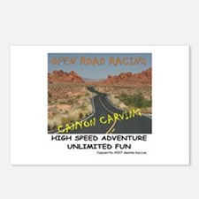 ORR Canyon Carving Postcards (Package of 8)